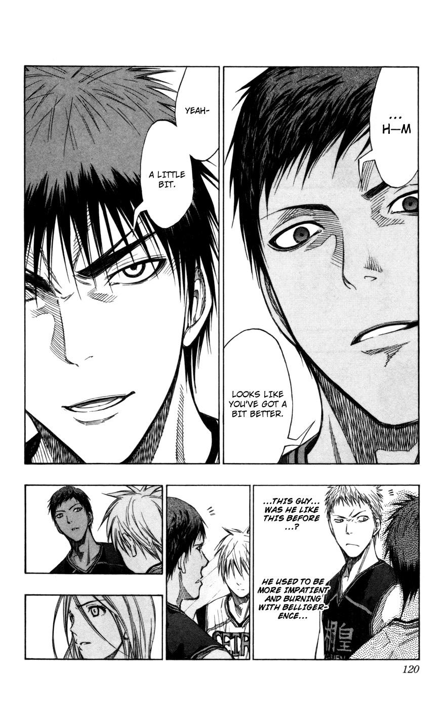 Kuroko no Basket Manga Chapter 114 - Image 14
