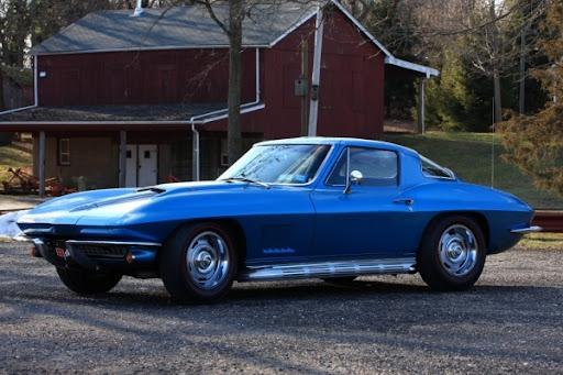 Corvette 1958-1969, GL C7