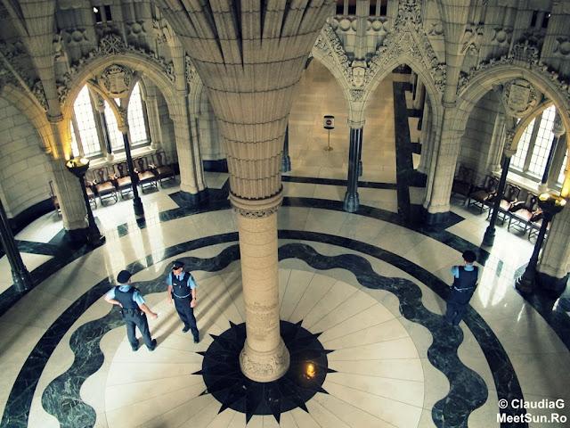 Ottawa - Parlamentul Canadei