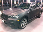 BMW X6 - 3M 1080 Matte Black - wrapped at Budds Hamilton