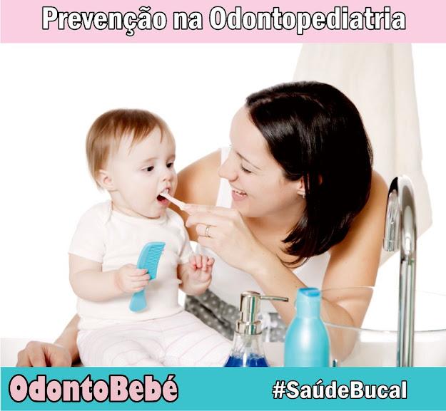 Prevenção-Odontopediatria