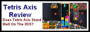 Tetris Axis Review 3DS