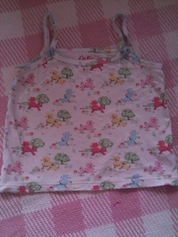Daughter, Vest, Cath Kidston, Princess