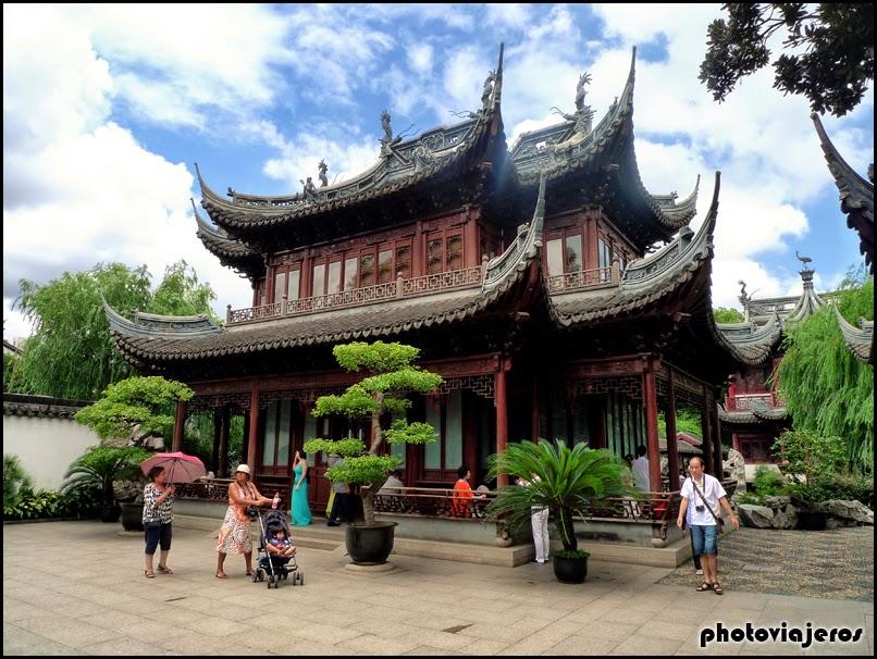 Jardines de Yuyuan