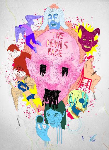 the devils face nick cocozza