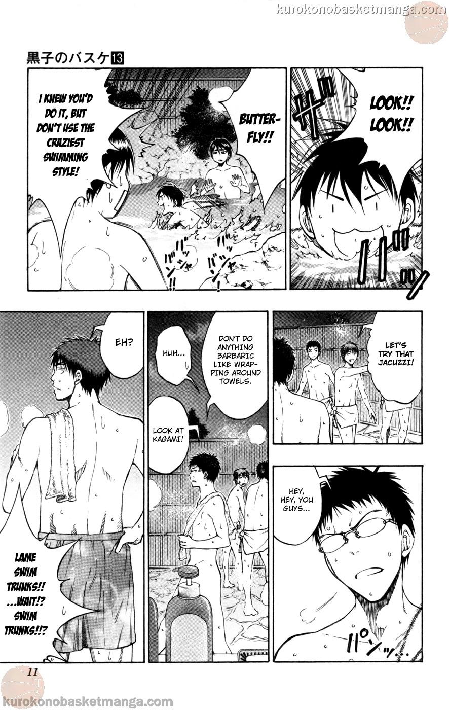 Kuroko no Basket Manga Chapter 109 - Image 09