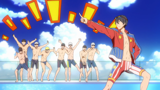 Free! Iwatobi Swim Club Episode 2 Screenshot 8