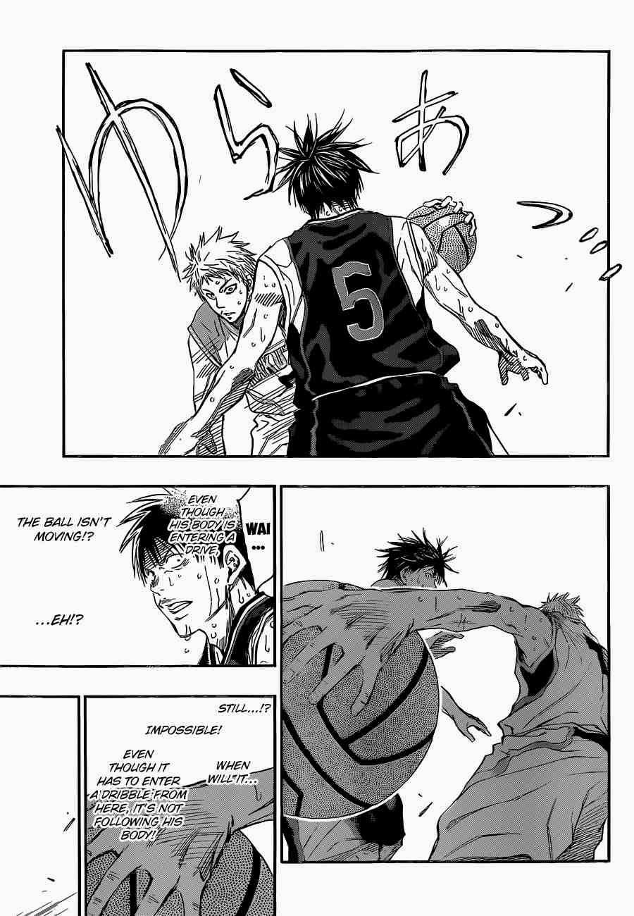 Kuroko no Basket Manga Chapter 253 - Image 03