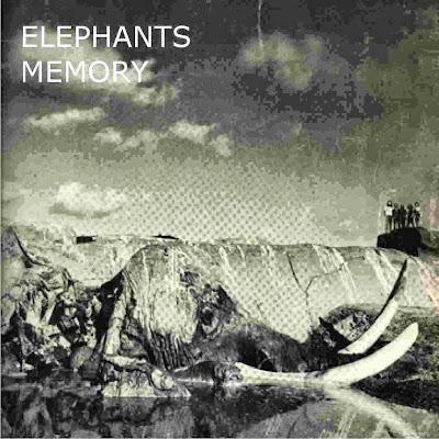Elephant's Memory ~ 1972 ~ Elephant's Memory