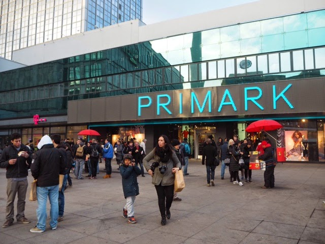 primark, alex. alexanderplatz, germany, berlin, berliini, saksa, platz, shop, store, shopping, primark berlin, shopping mall, clothes, vaatteet, ostokset, ostos,