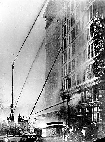 100th Anniversary of the Triangle Shirtwaist Factory Fire ...Triangle Shirtwaist Fire