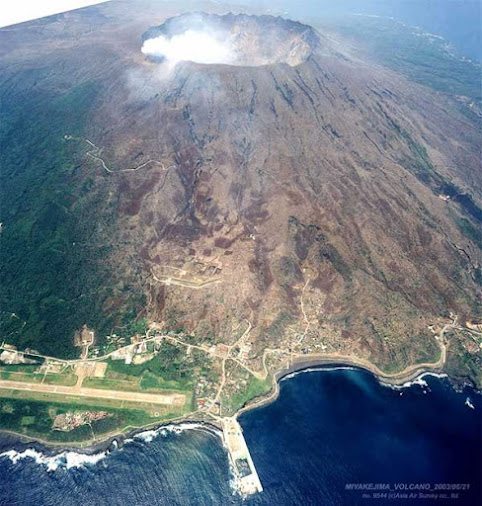 núi lửa Oyama