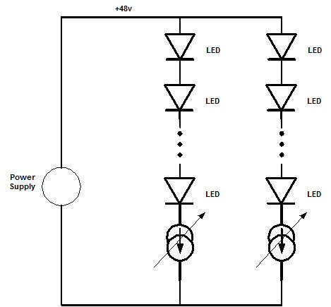 led build  240g
