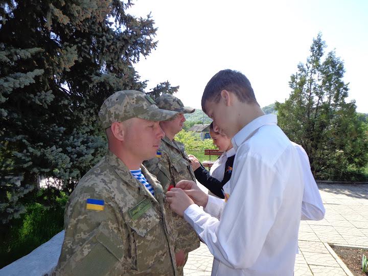 Пагорб Слави м. Святогірськ