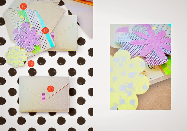 DIY // Snail Mail // Create an Impromptu Craft Kit // No. 2 // Slide 3