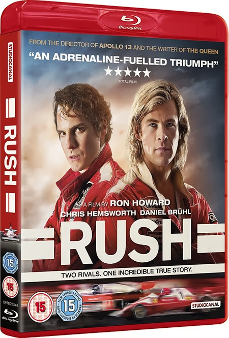 Filme Poster Rush – No Limite da Emoção BRRip XviD & RMVB Legendado