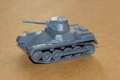 modificado Panzer I A