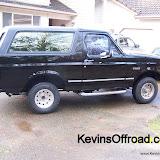 Bronco Bumper