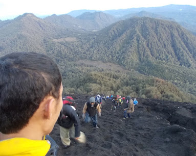 Highest mountain in Java