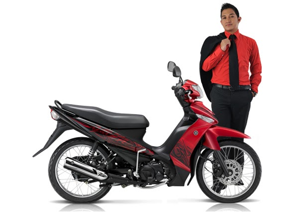 Motor-Cycle-Modifikasi: Yamaha Vega ZR 110cc