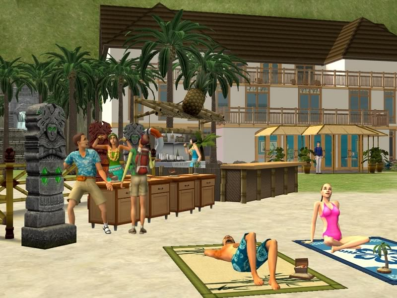 De Sims 2 Op Reis - Pinguïntech