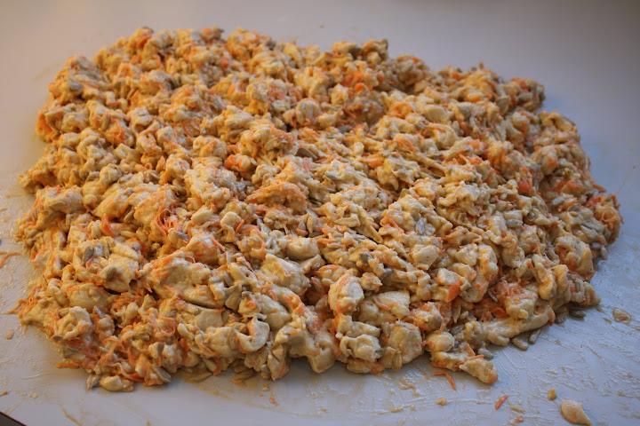 Opskrift på hjemmebagte Gulerodsbrud - gulerodsboller