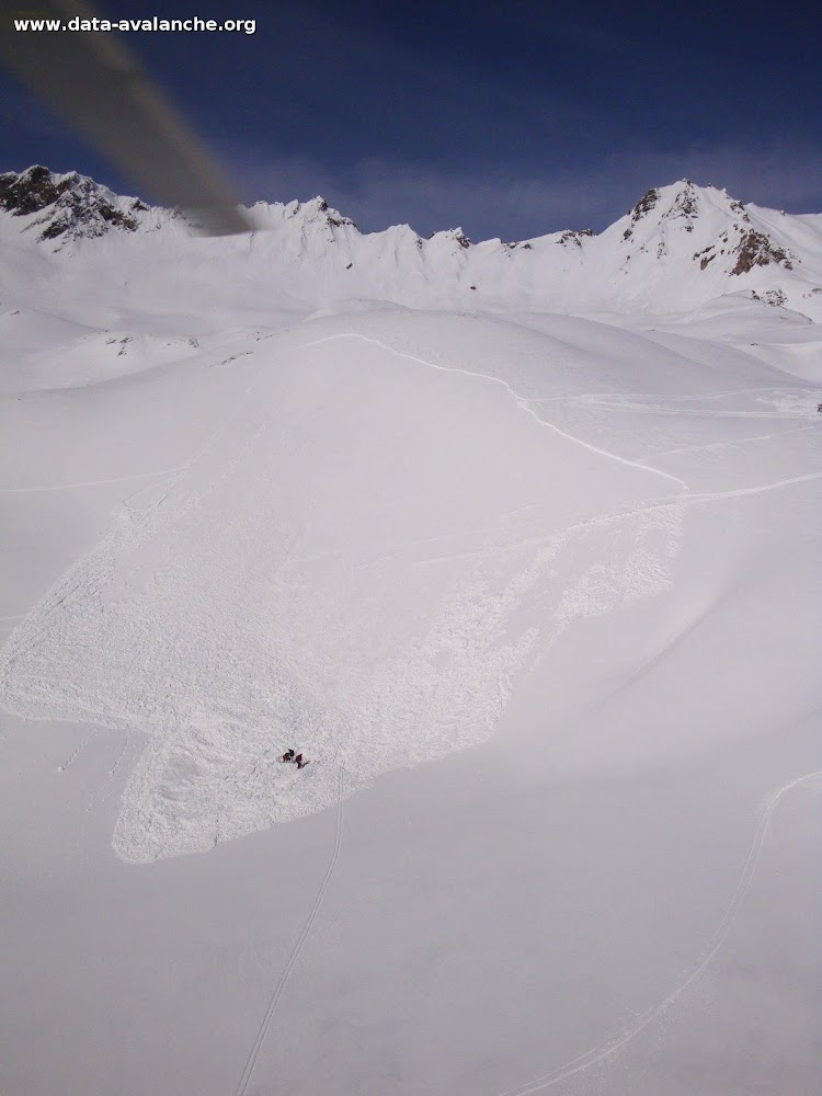 Avalanche Haute Tarentaise - Photo 1
