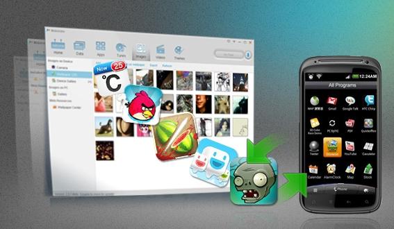 Moborobo, el PC Suite para teléfonos Android