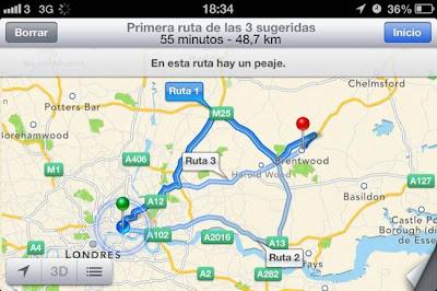 Apple Maps, un gran proyecto a meses de estar acabado
