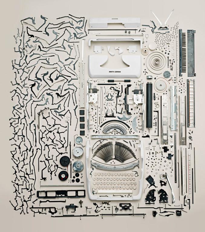 *拆解你的手機:藝術攝影師Todd Mclellan現代藝術攝影 Things Come Apart! 4