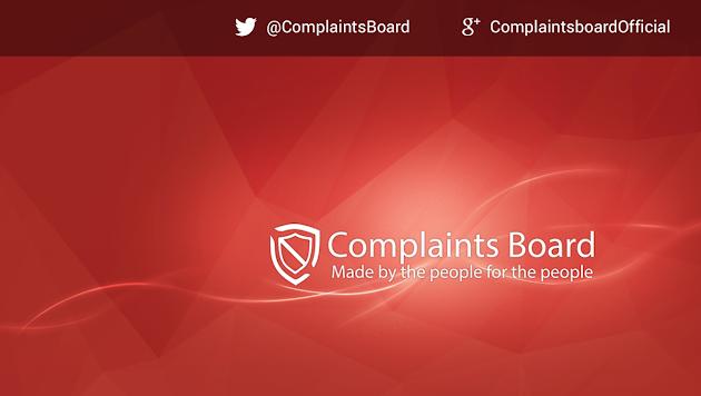 [YAML: gp_cover_alt] Complaints Board