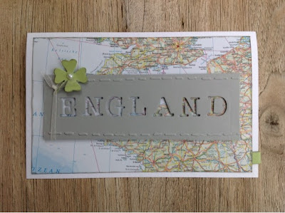 Karte England