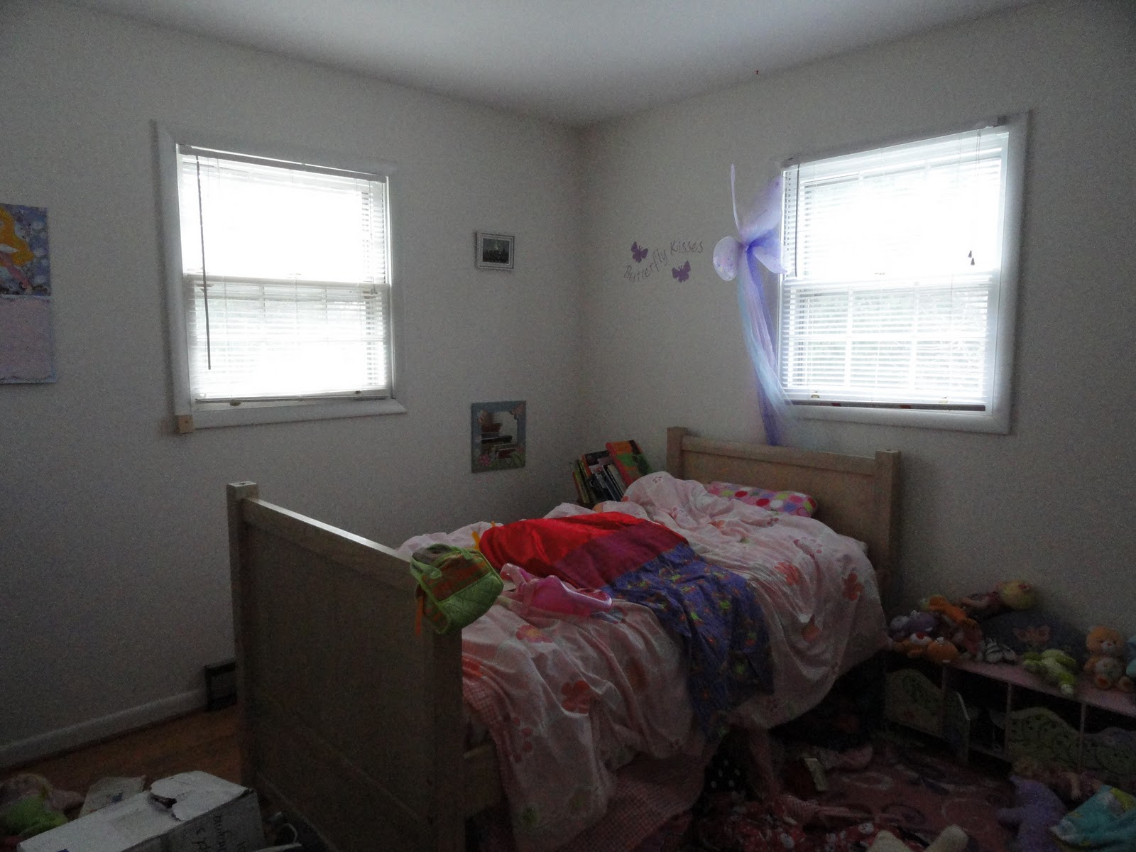 One Hot Crafty-Momma: Kids Bedroom Redo