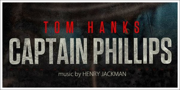 Captain Phillips (Soundtrack) by Henry Jackman - Review