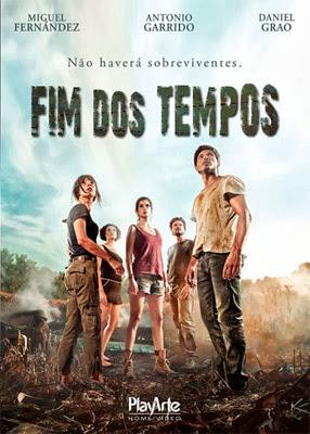 Filme Poster Fim dos Tempos DVDRip XviD Dual Audio & RMVB Dublado