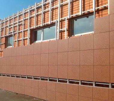 Отделка фасадов в Барнауле
