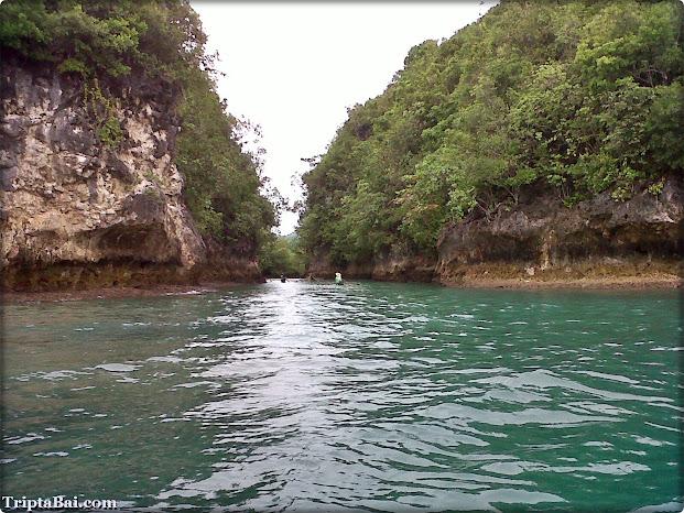 mouth of bojo river
