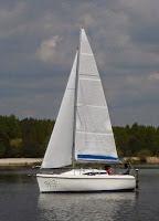 Jacht Sasanka Janmor 20 - 16032015
