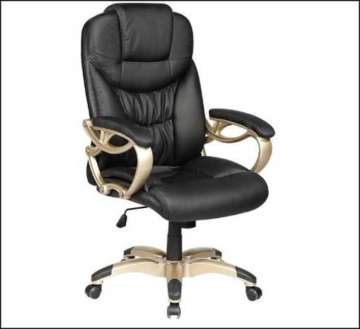 bestchair highback black ergonomic office executive chairs O7 FDW O07