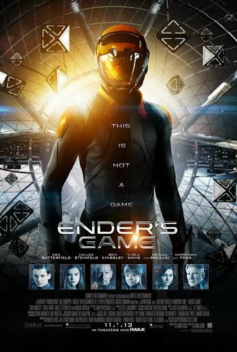 Η εκδίκηση του Ender Ender's Game Poster