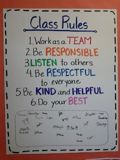 Back to School do's and don'ts -rules