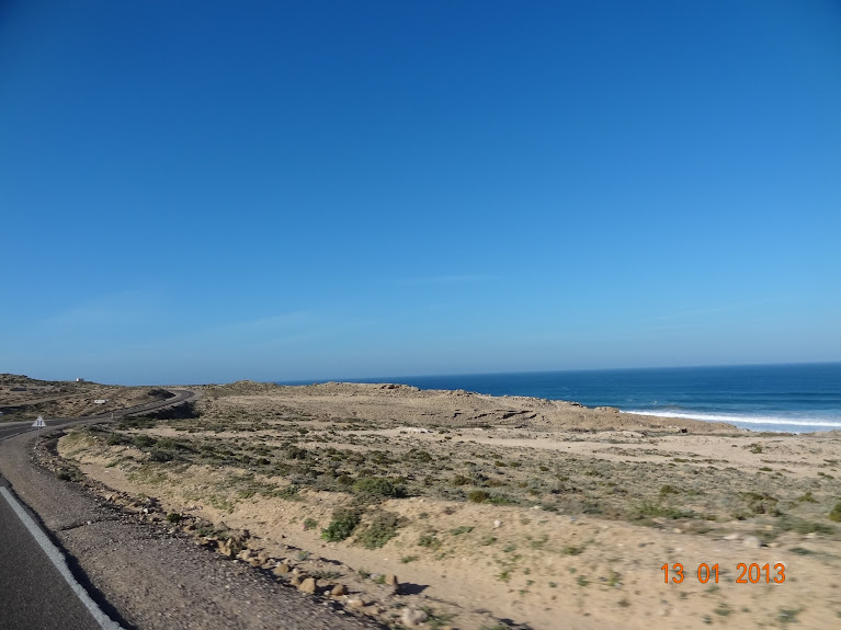Marrocos e Mauritãnia a Queimar Pneu e Gasolina - Página 3 DSC05617