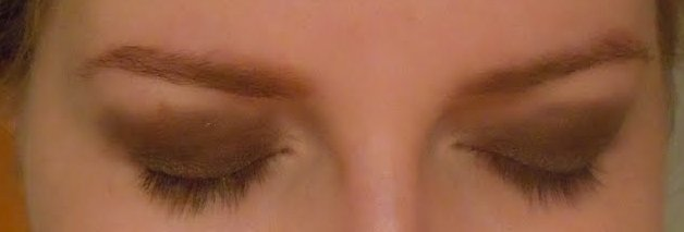 , I try : Le Smoky Eyes