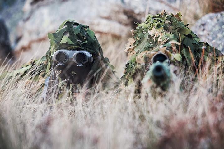 Profissão: Sniper