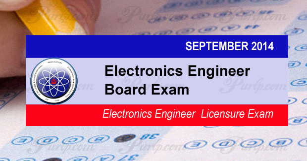 September 2014 Electronics Engineer complete Results