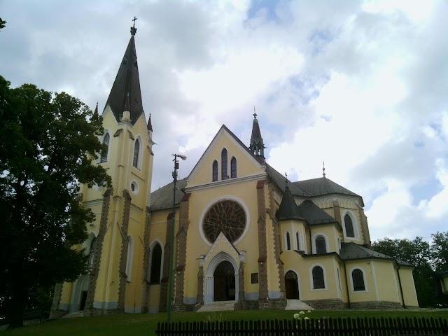 Bazilika Panny Márie