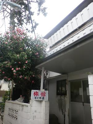 [池袋 ミステリー・ツアー] 旅館・とくや荘。外人のお友達が日本に来た時にでも、ココを紹介したろ。