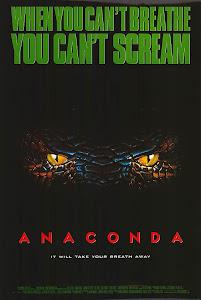 Trăn Khổng Lồ Nam Mỹ - Anaconda poster