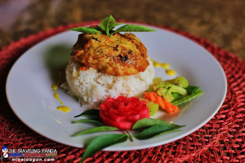 Lapu-lapu Fillet in Gourmet sauce
