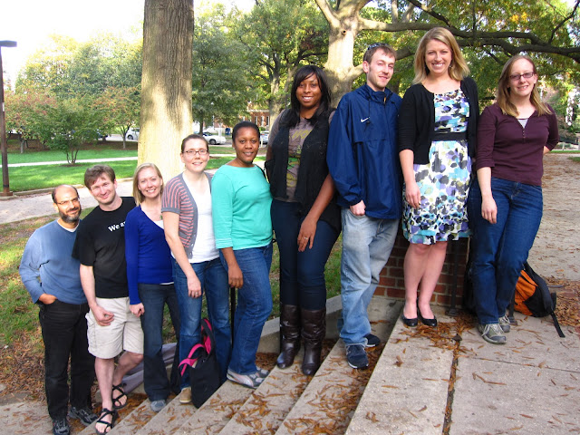 2011-2012 Graduate Lilly Fellows